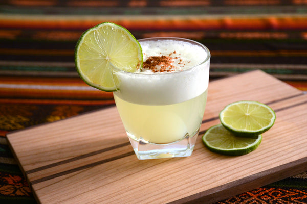 Hidden Cocktails: The Pisco Sour