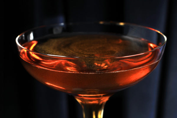 Hidden Cocktails: The Widow's Kiss