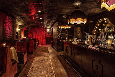 The Bordel speakeasy in Chicago