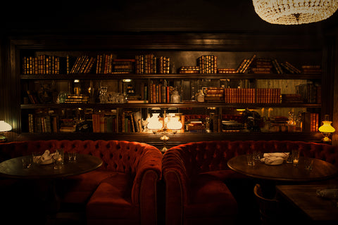 The Library at the Gilt Bar