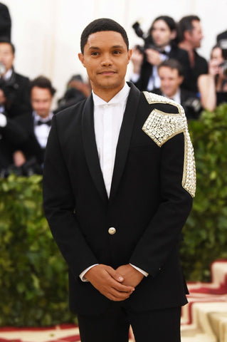 Trevor Noah at the Met Gala