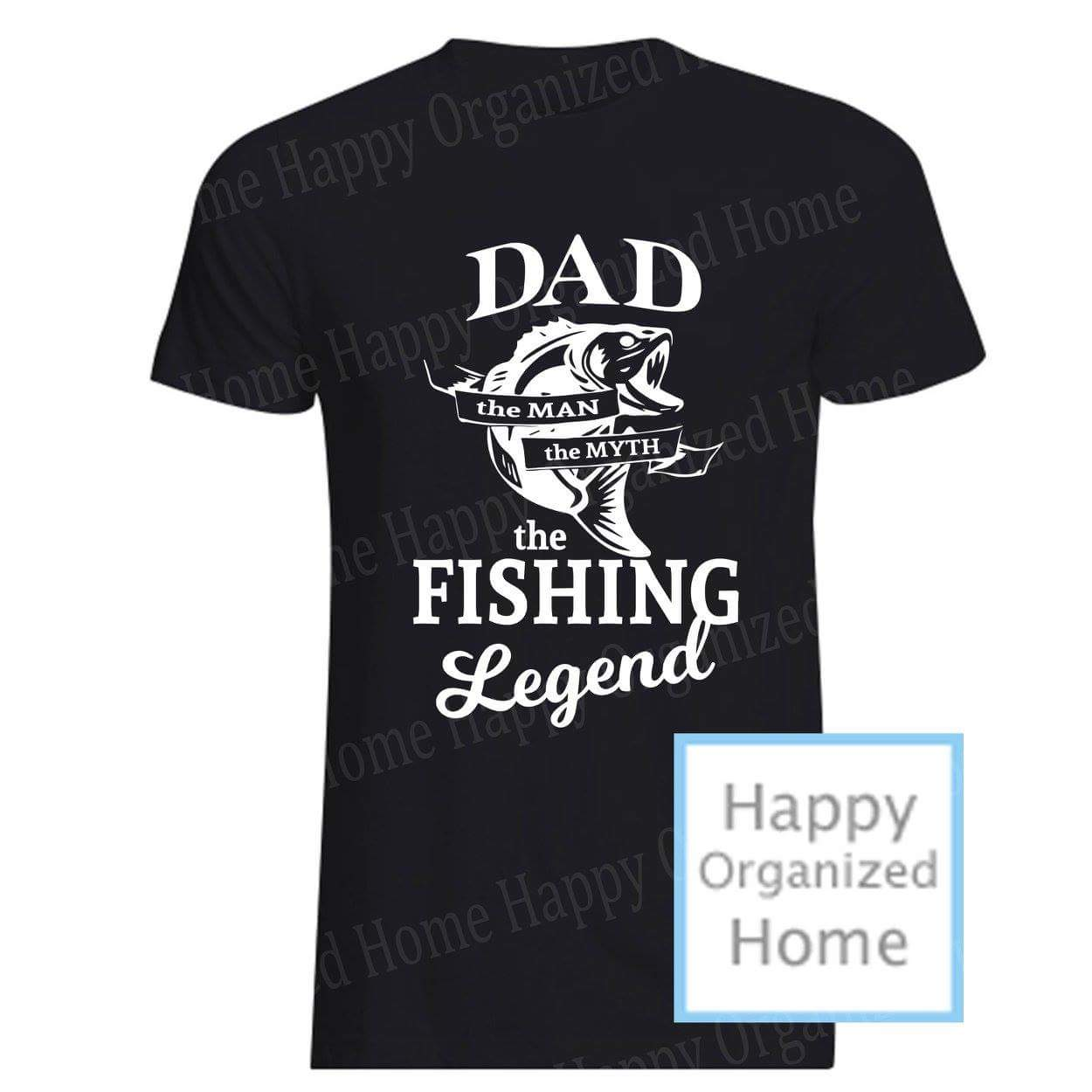 Dad -the fishing legend
