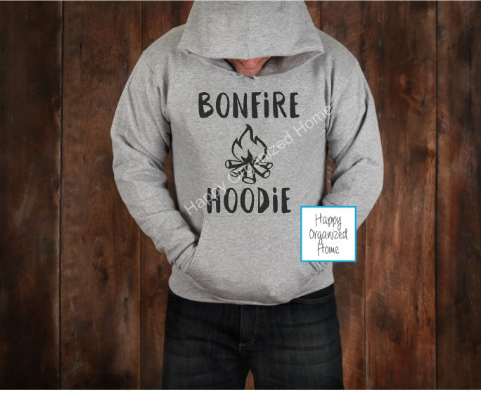 Bonfire Hoodie -  Father's Day T-shirt - Unisex