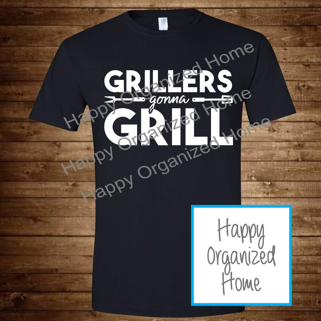 Grillers gonna grill