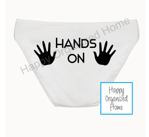 Hands on - Ladies Bikini Panties