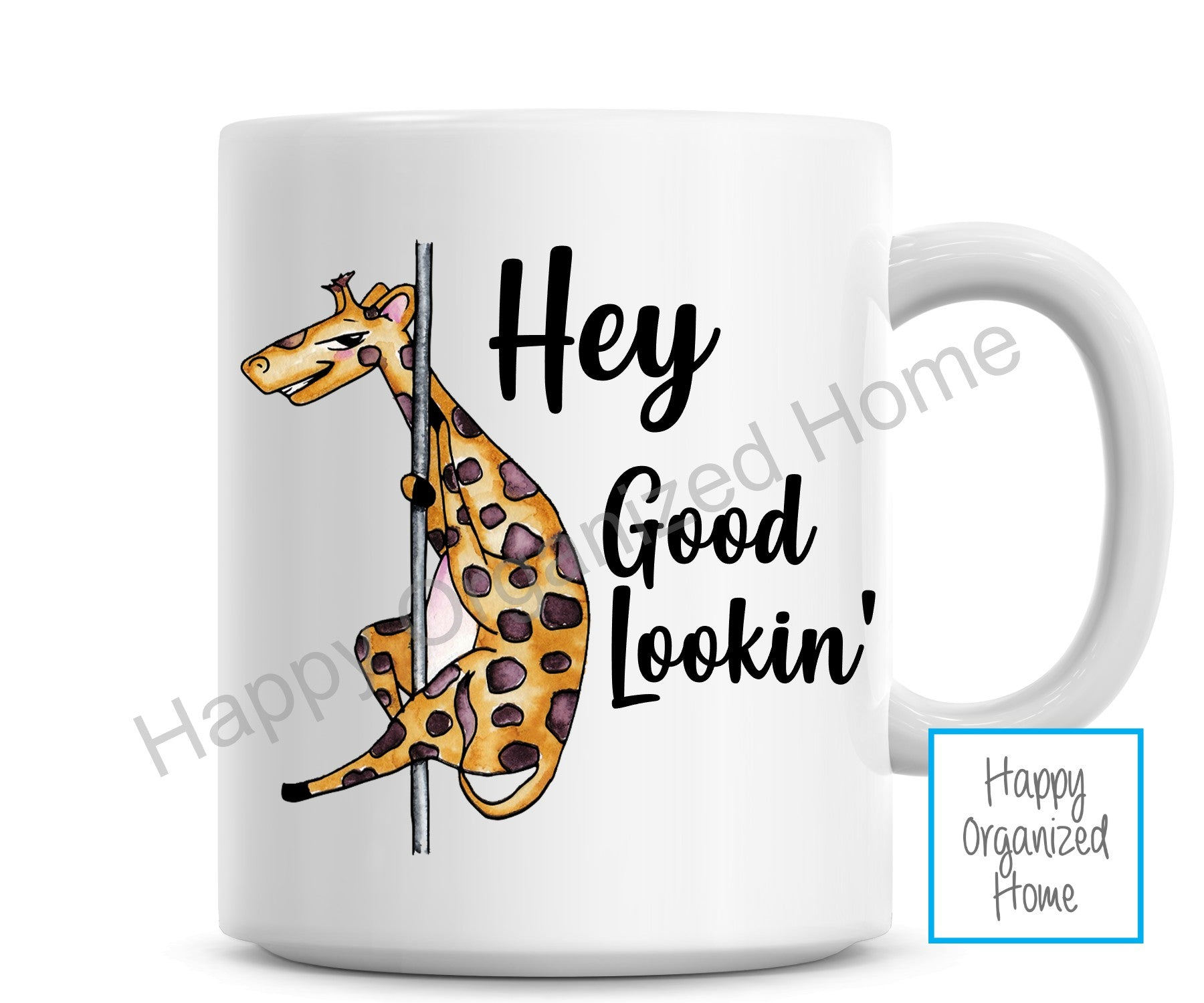 Hey Good Lookin' - mug