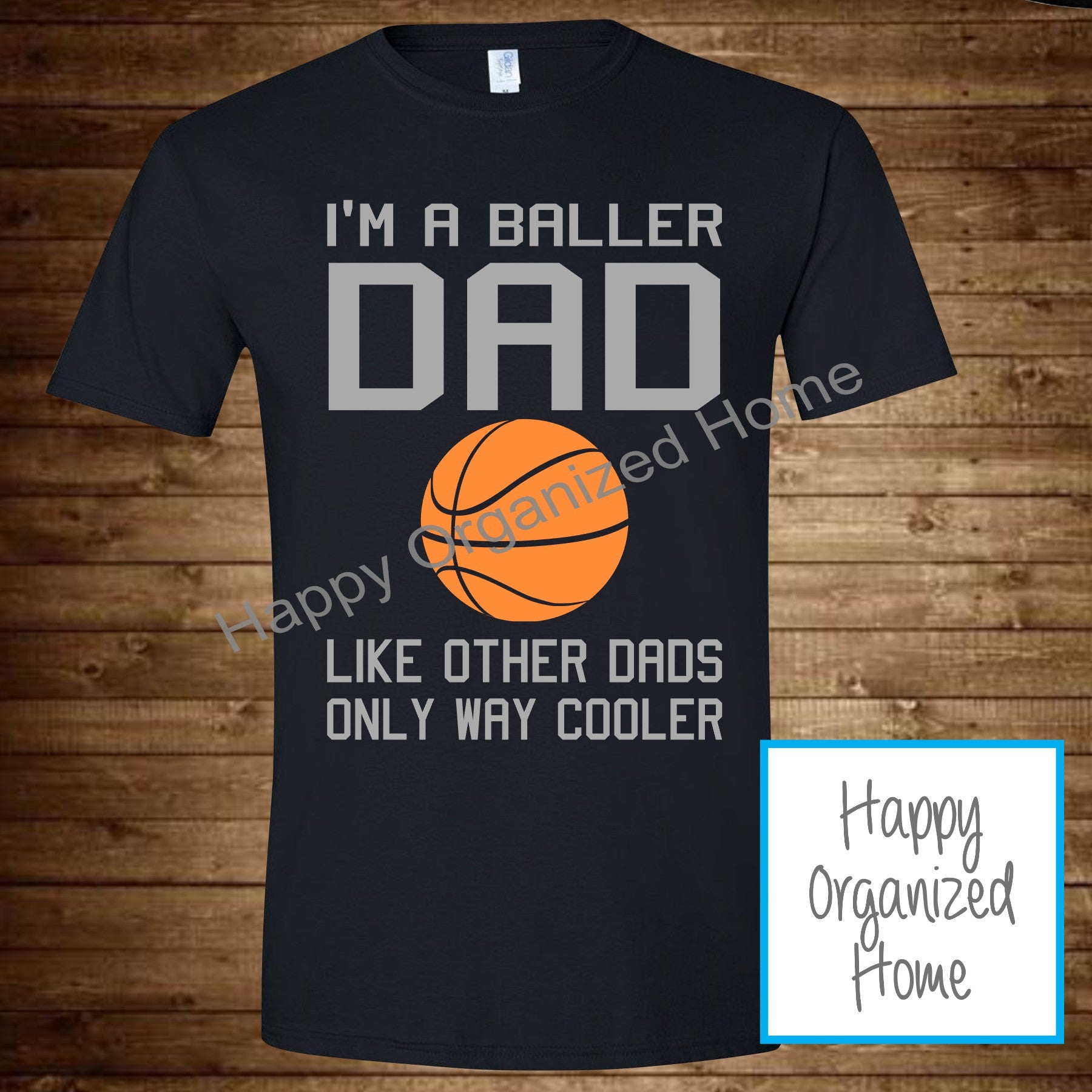 I'm a Baller Dad - Like other Dads only way cooler