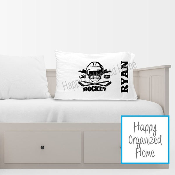 Hockey Fan  Pillow case