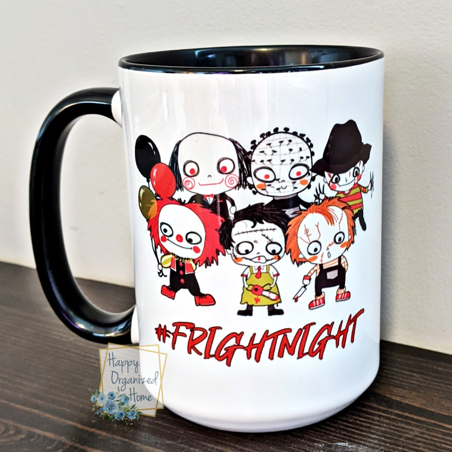 Fright night - Fall mug Coffee Tea Mug