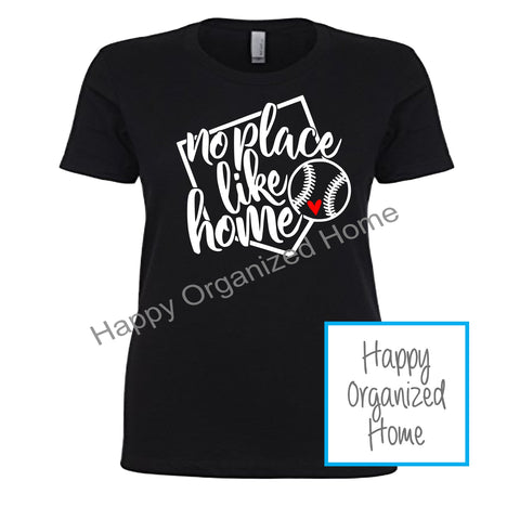 There is no place like home - Ladies T-shirt