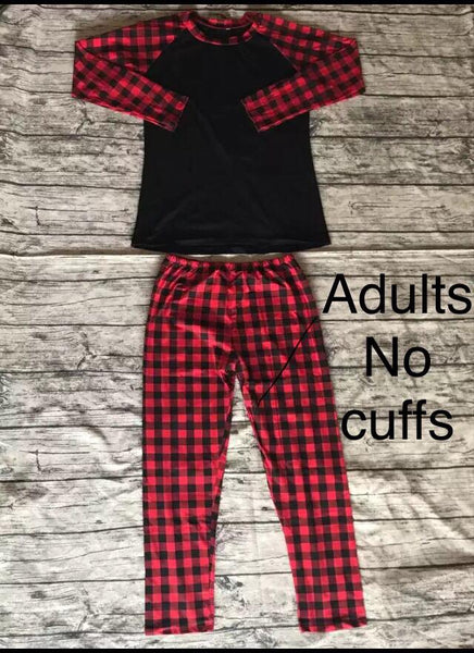 Christmas Family Pajamas - Personalized
