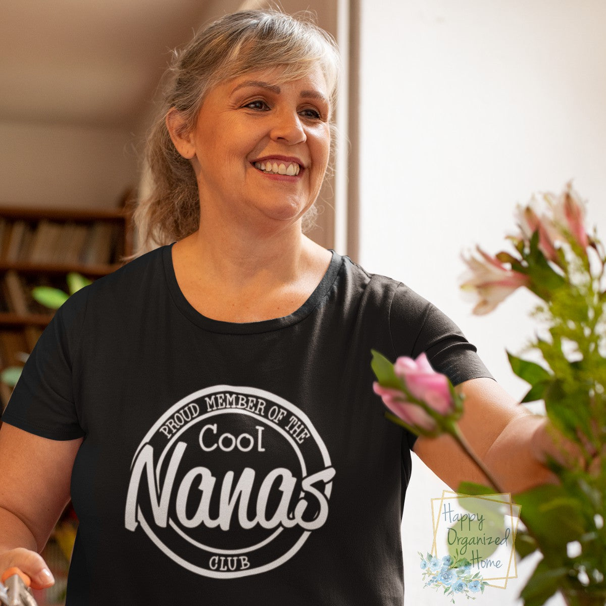 Proud Member of the Cool Nanas Club - Unisex Apparel