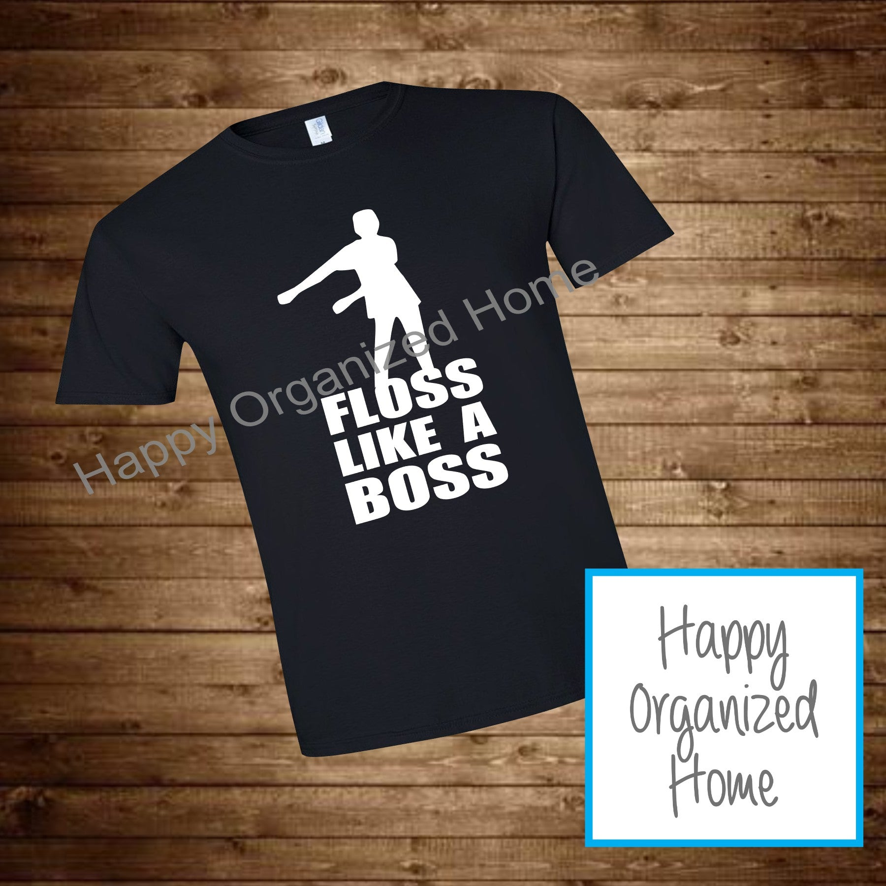 Floss like a boss Tshirt- Toddler and Youth