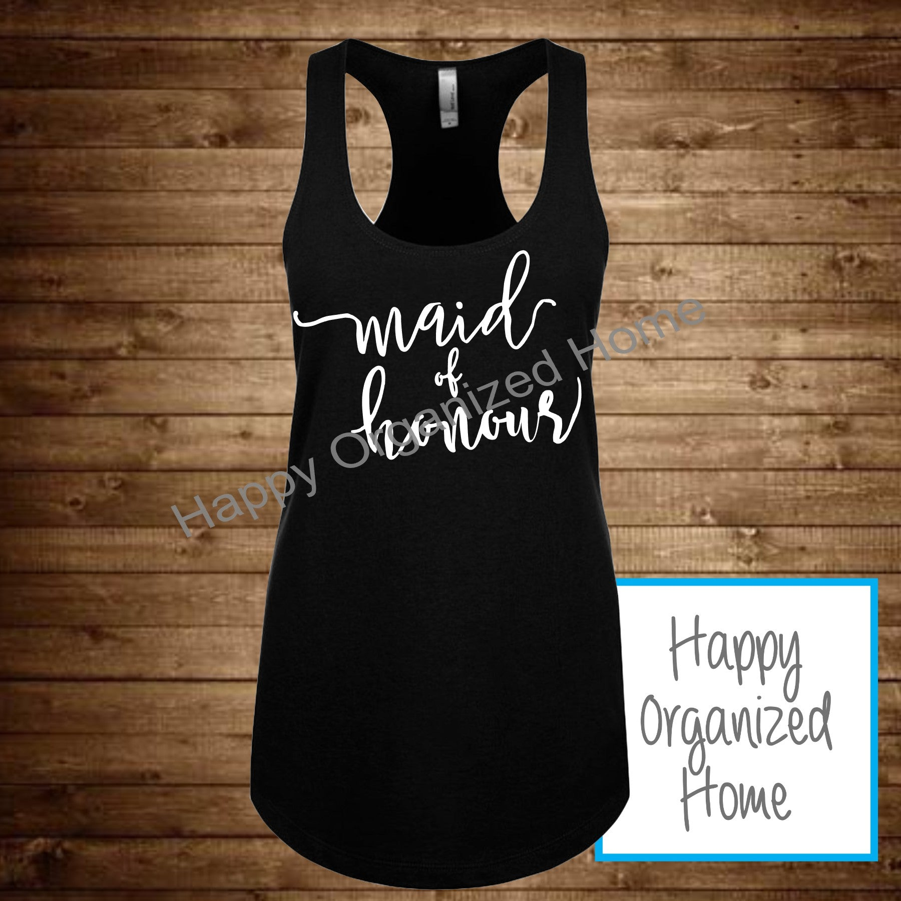 Maid Of Honour Tank