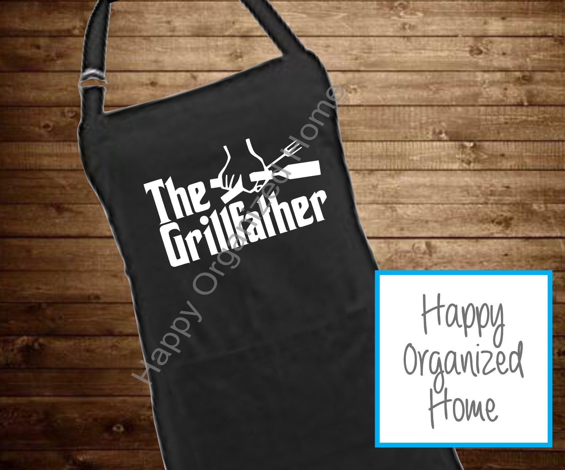 The Grillfather - BBQ Apron