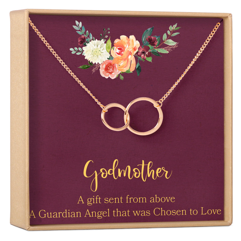 Godmother Necklace - Dear Ava, Jewelry / Necklaces / Pendants