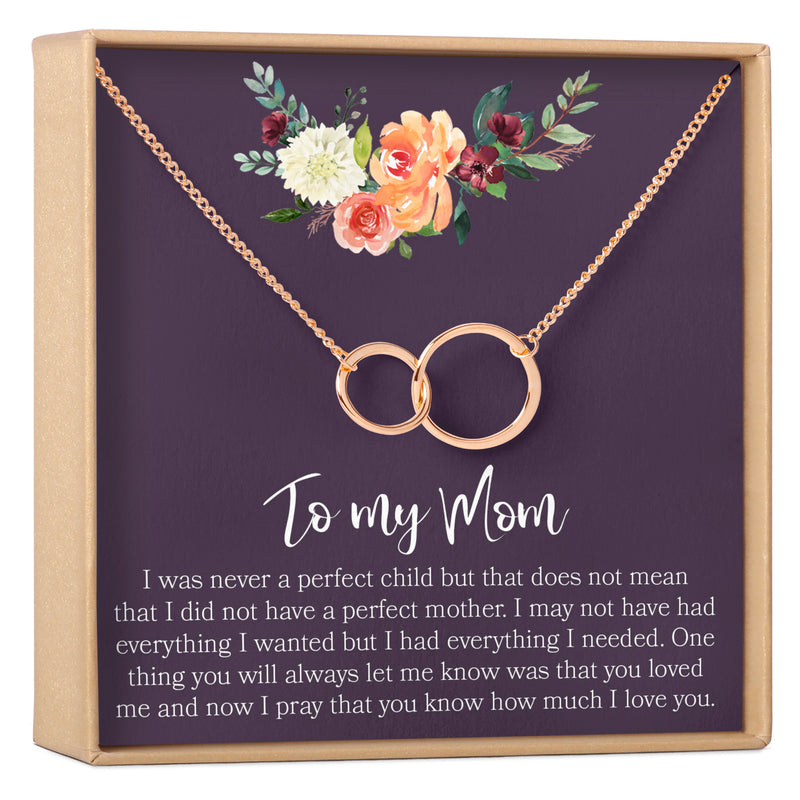 Mom Necklace - Dear Ava, Jewelry / Necklaces / Pendants