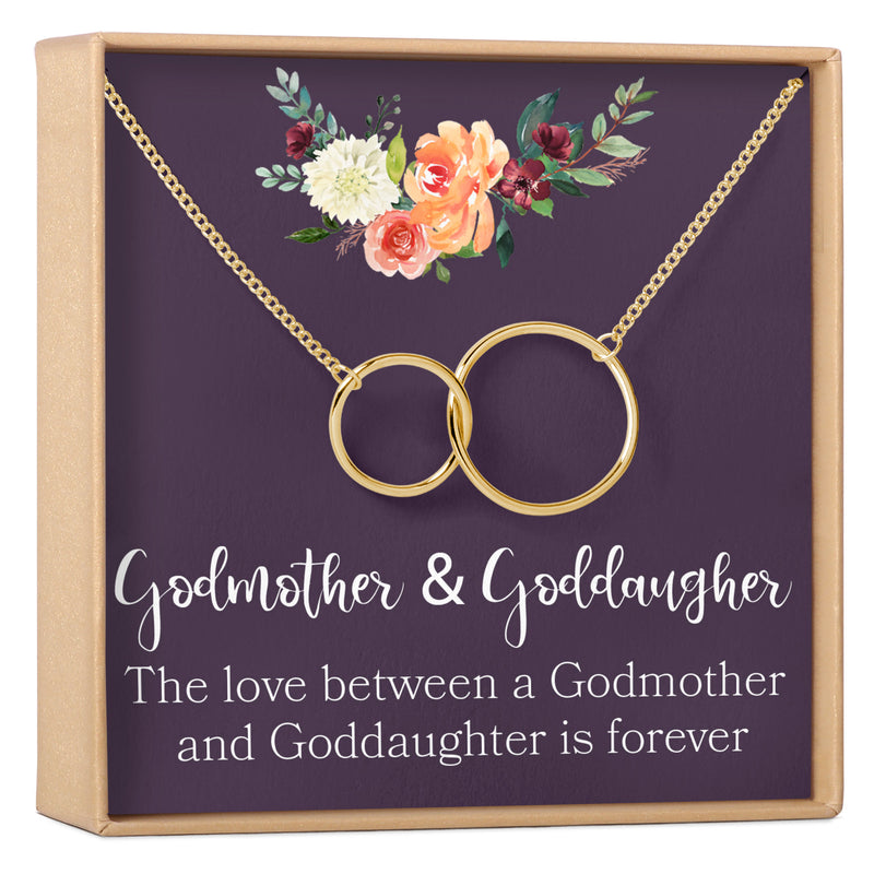 Goddaughter Necklace - Dear Ava, Jewelry / Necklaces / Pendants