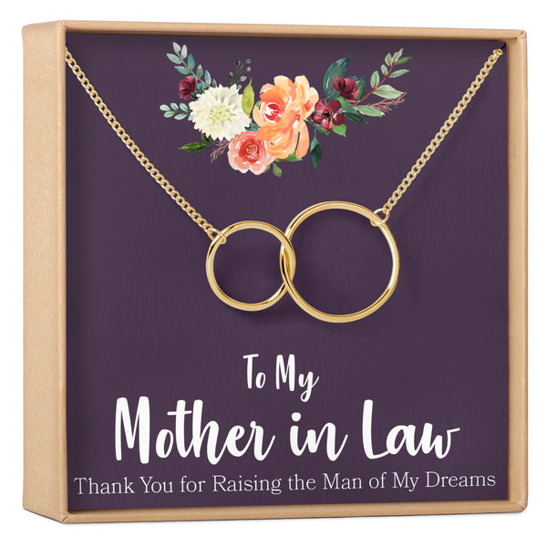 Mother-In-Law Necklace - Dear Ava