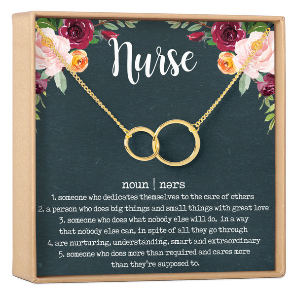 Nurse Necklace - Dear Ava