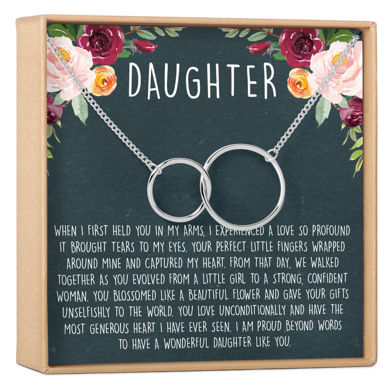 Daughter Necklace - Dear Ava, Jewelry / Necklaces / Pendants