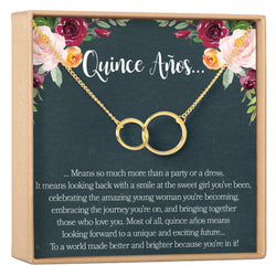 QuinceaÌÄå±era Necklace - Dear Ava