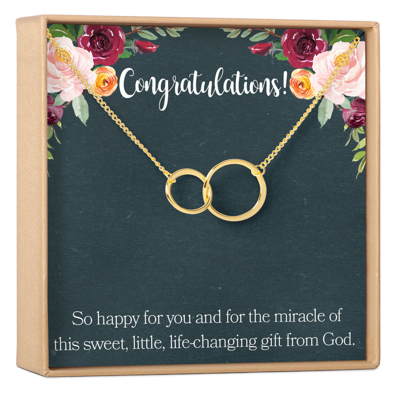 Pregnancy Necklace - Dear Ava