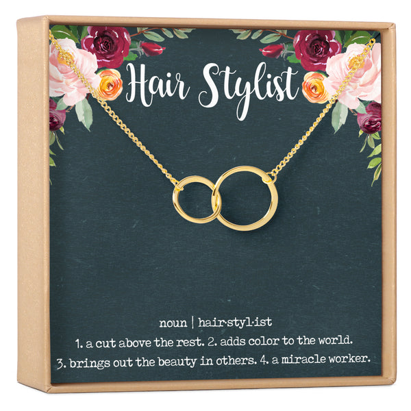 Hairdresser Necklace - Dear Ava, Jewelry / Necklaces / Pendants