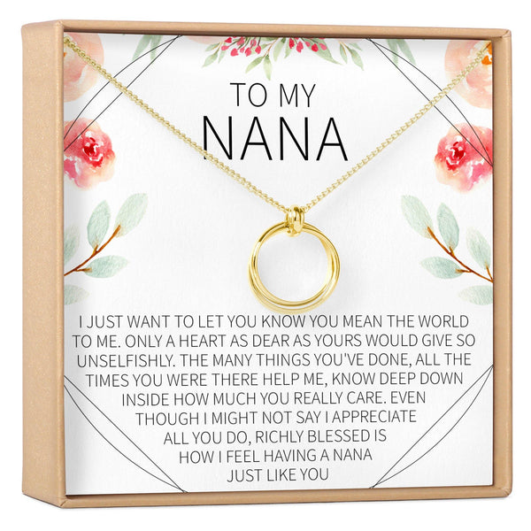 Nana Necklace - Dear Ava