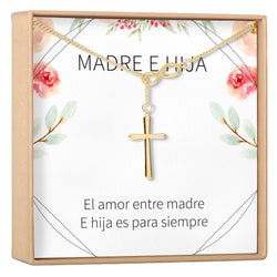 Collar Regalo Madre e Hija - Dear Ava, Jewelry / Necklaces / Pendants