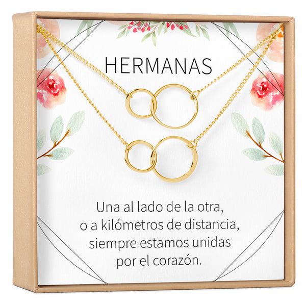 Collar Regalo Para Hermana - Dear Ava, Jewelry / Necklaces / Pendants