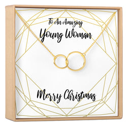 Christmas Gift for Teen Necklace - Dear Ava, Jewelry / Necklaces / Pendants