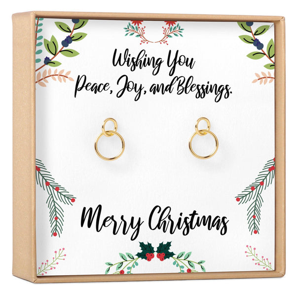 Christmas Gifts 2018 Earrings - Dear Ava, Jewelry / Earrings