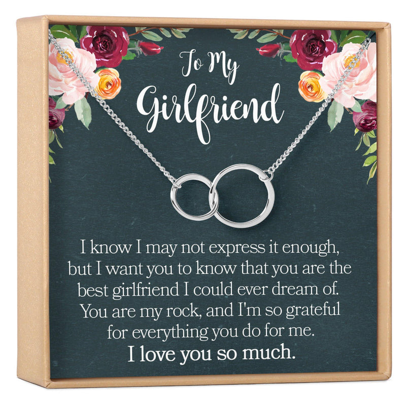 Gift for Girlfriend Necklace - Dear Ava, Jewelry / Necklaces / Pendants