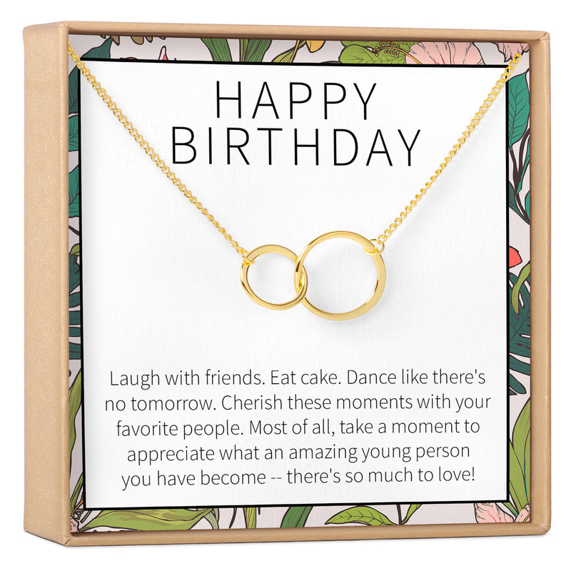 Birthday Gifts for Girls - Dear Ava, Jewelry / Necklaces / Pendants