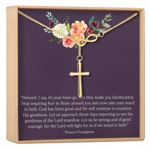 Christian Gift Necklace - Dear Ava, Jewelry / Necklaces / Pendants
