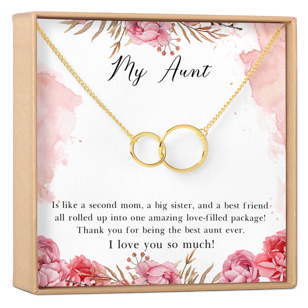 Aunt Necklace - Dear Ava, Jewelry / Necklaces / Pendants