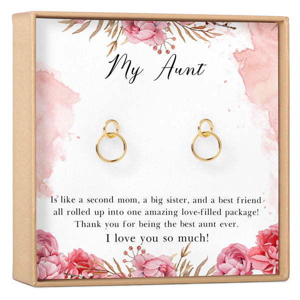 Aunt Earrings - Dear Ava, Jewelry / Earrings