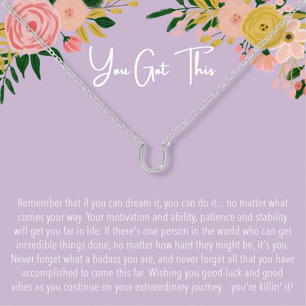 Good Luck Necklace - Dear Ava, Jewelry / Necklaces / Pendants