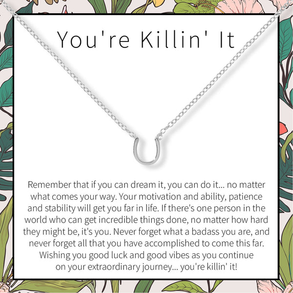 Motivational Necklace