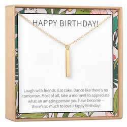 Necklace Birthday Gift For Women