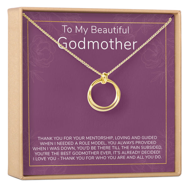 Godmother Necklace