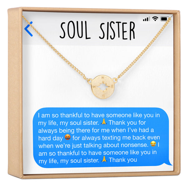 Soul Sisters Necklace