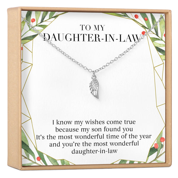 Christmas Gift for Daughter in Law: Necklace, Jewelry ...