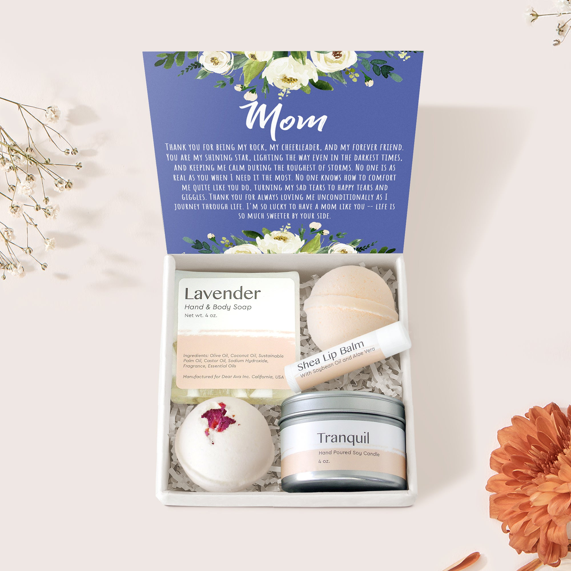 Mother Spa Gift Box