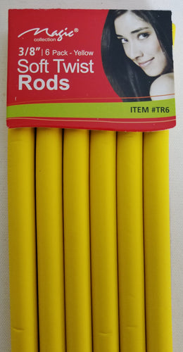 TWIST ROLLER YELLOW