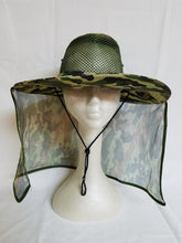 Fisherman hat long (dz price)