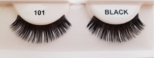 EYE LASHES 101