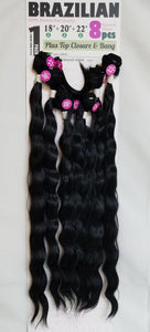 BRAZILIAN NATURAL 8PC