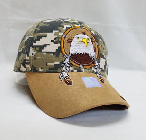 Cap-Native pride eagle